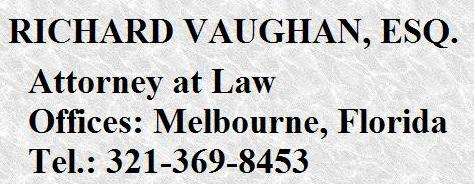 Richard Vaughan, Esq.